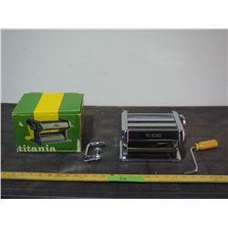 Titania Noodle Machine