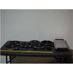 Non Stick Frying Pans and Electric Skillet Frying Pan