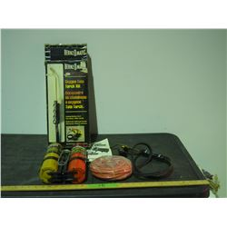 Oxygen Tote Torch Kit and 10M Cord