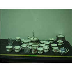 Royal Albert Chinaware and Others