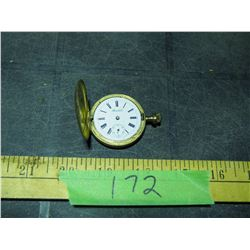 New York Stand and Watch Co Pocket Watch