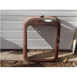 Vintage Rad Shroud