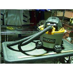 Rigid Vacuum Cleaner 6Gal (Working)