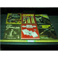 6 Gun Related Books