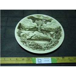 Hudson Bay Co Collectors Plate