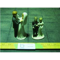 Wedding Couple Figurines