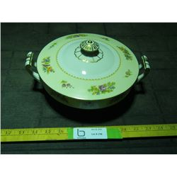 Noritake Made in Occupied Japan Casserole Dish or Pot with Lid