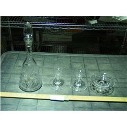 Clear Glass Items