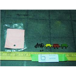 "Alpen Haus Miniatures metal Toy Train (Total Length 4.75"")"