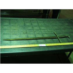 """Carlos V Decorative Sword 29.5"""" L"""