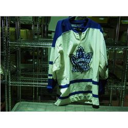 CCM Size XL Toronto Maple Leafs Jersey