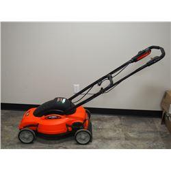 """Lawn Hog Electric 18"""" Mulching Mower"""