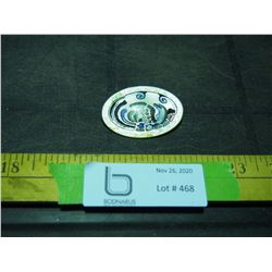 Pin or Broach Stamped 925