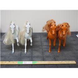 2X THE MONEY - Horse Figurines