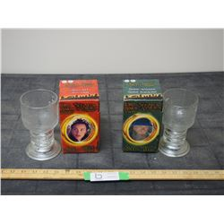 2X THE MONEY - Lord of the Rings Glass Goblet Collection
