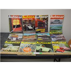 Auto Car Magazine 1966, 1966 (12 Total)