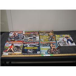 7 Motorcycle Magazines