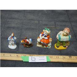 Occupied Japan Figurines