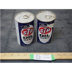 2X THE MONEY - Full Cans of STP Oil Treatment 426,l