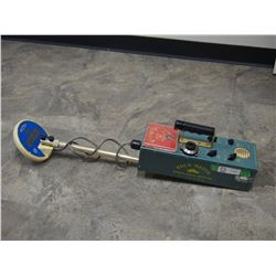 Gold Master Mineral and Metal Detector