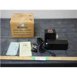Vintage Wahl Shear Sharpener and Knife Sharpener (Working)
