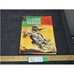 The Lone Ranger 12 Center Comic Jan 1967