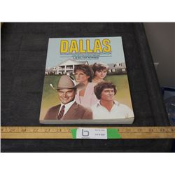 Dallas 1985 Book by Caura Van Wormer (Good Condition)