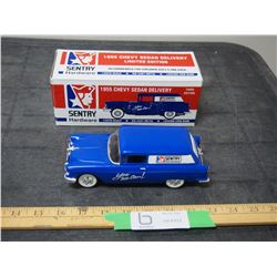 1994 Chevrolet Sedan Delivery 1/25 Scale Coin Bank with Key 1994 with Original Box