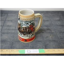 Budweiser Limited Edition Beer Steins
