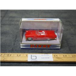 Matchbox Dink Collection 1955 Ford Thunderbird 2992 1/43 Scale Toy Car
