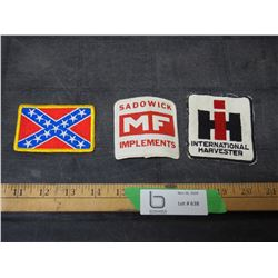 3X THE MONEY - Vintage Patches