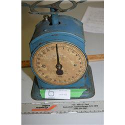 Antique Salter Scale