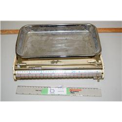 Antique Metric Scale