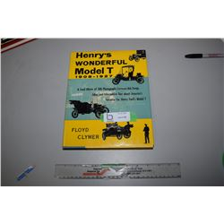 Model T Book Hardcover