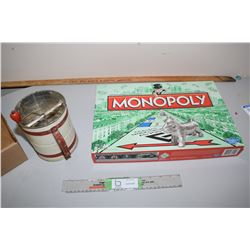 Monopoly and Shifter