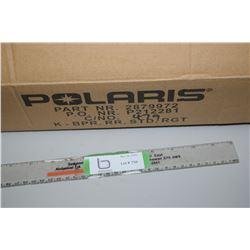 N.I.P Polaris ATV Rear Bush Guard