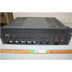 Dukane 125W Power Amp/Rack Style