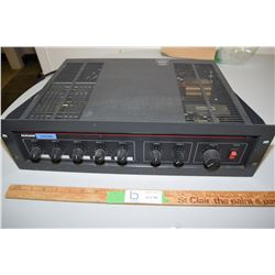 Dukane 60W Power Amp/Rack Style