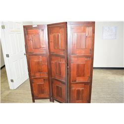 Privacy Screen/Divider Wooden