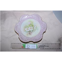 Art Plate Antique