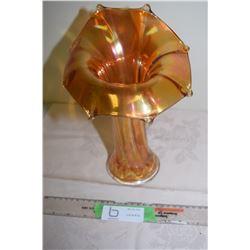 Marigold Jack in Pulpit Vase