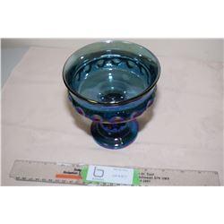 Blue Stem Candy Dish