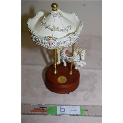Carousel Music Box - Rosalyn LTD Ed.