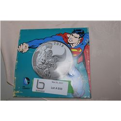 $20 Canadian Fine Silver Superman Coin