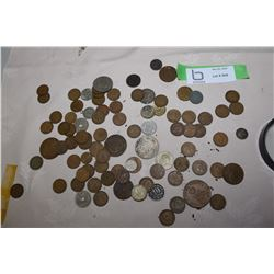 Old Coins (Mainly Copper) - 1907 Canada 5 Cent