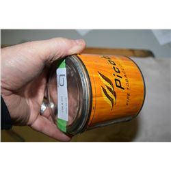 Picobac Tobacco Tin