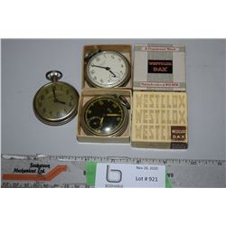 2 Canadian Dollar Watches and Swiss Watch