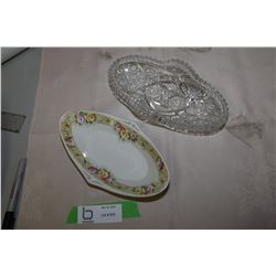 2 Dainty Dishes (1 Nippon)