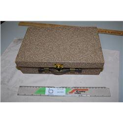 Mini Suitcase and Hand Kerchiefs (Dealer Lot)