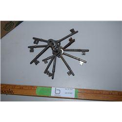 Ring of Skeleton Keys